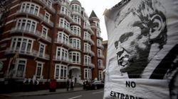 La habitación mal ventilada de Assange en la Embajada de Ecuador