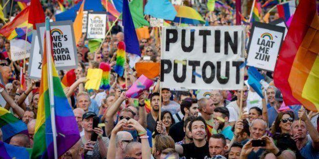El Parlamento ruso estudiará prohibir a los homosexuales que donen