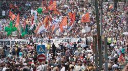 Miles de rusos secundan la gran marcha contra Putin
