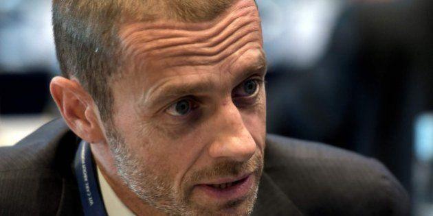 El esloveno Aleksander Ceferin, nuevo presidente de la