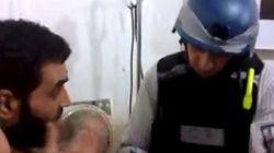 Los inspectores de la ONU llegan hasta las víctimas del ataque