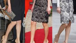 Por qué Letizia Ortiz y Kate Middleton repiten siempre estos zapatos