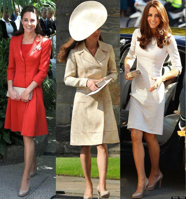 Letizia, Kate y sus zapatos: por qué las princesas repiten el mismo modelo