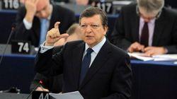 Barroso pide a los líderes europeos que pacten un calendario para una unión bancaria, presupuestaria y