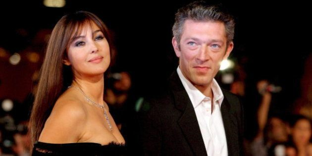 Monica Bellucci y Vicent Cassel se separan