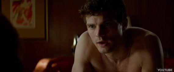 Tráiler de 'Cincuenta Sombras de Grey': primeras escenas de la película