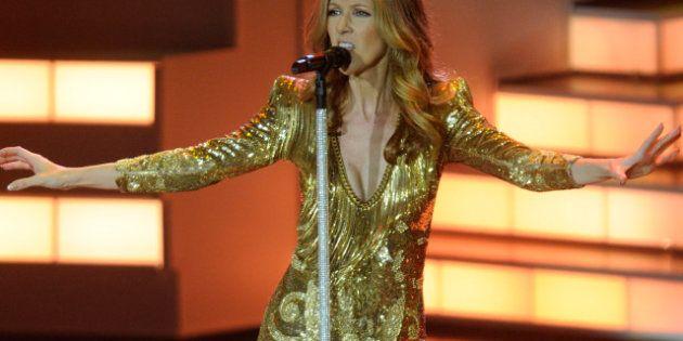 Celine Dion: versión de Adele
