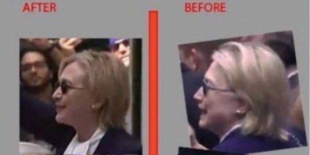 La teoría más loca loca loca de los conspiranoicos sobre Hillary