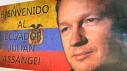 Ecuador busca apoyo internacional tras dar asilo a