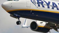 Ryanair echa la culpa de la falta de combustible a los
