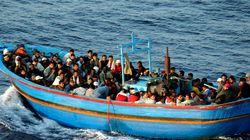 """Refugiados en Europa: """"No podíamos quedarnos en Madrid, era demasiado"""
