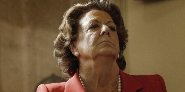 Rita Barberá se da de baja del PP pero sigue de