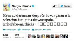 Sergio Ramos llega 24 días tarde