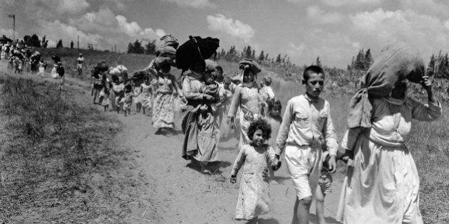 Cinco millones de palestinos forman la mayor comunidad de refugiados del