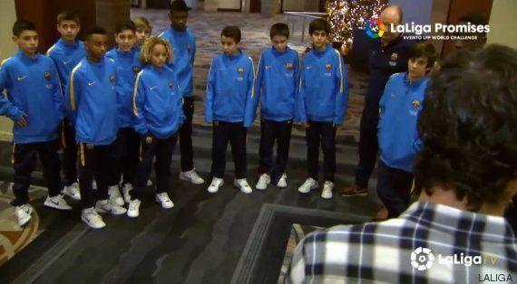 ¿Prohibió el Barça que Raúl se fotografiase con sus