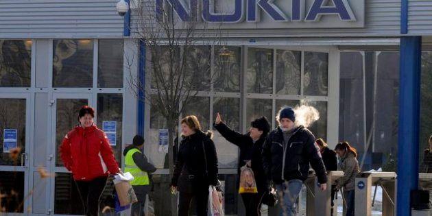 Nokia despedirá a otros 10.000 trabajadores en todo el