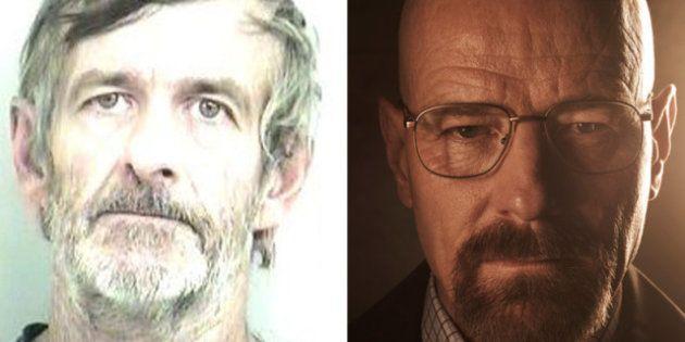Series de televisión que se hacen realidad: el otro Walter White traficante, como en 'Breaking Bad'