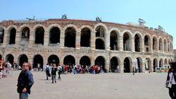 Tras los muros de Verona,