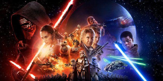 'Star Wars', la película más rápida en llegar a los mil millones de dólares en
