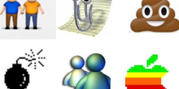 Del nuevo icono gay del iPhone al que tú ya sabes del Whatsapp: iconos míticos de teléfonos y ordenadores