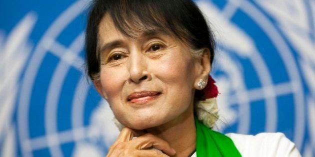 Aung San Suu Kyi pide cooperación internacional para reforzar el proceso democrático en