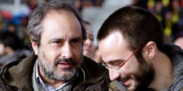 Antonio Baños anima a Junts pel Sí a presentar