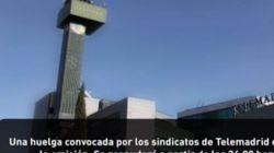 Telemadrid, sin emisión en protesta contra el