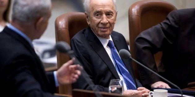 Muere el expresidente israelí y premio Nobel de la Paz Simon