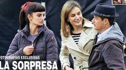 La reina de España en 'La reina de