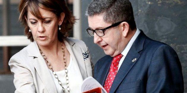 Cae el Gobierno de Navarra: Barcina cesa a su vicepresidente del
