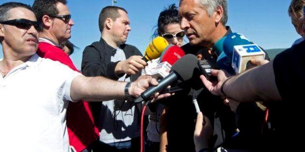 Roberto Manrique, víctima del atentado de Hipercor, se reúne con el