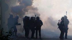 Se recrudecen los enfrentamientos entre Guardia Civil y piquetes