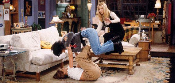 Otras 11 cosas que no sabías sobre 'Friends', incluso si eres un