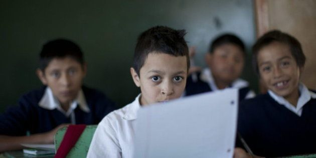 Más de 2.5 millones de niños no van a la escuela en