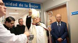 La foto del obispo de Córdoba que está dando de qué hablar en las