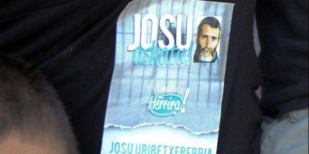 Prisiones concede el tercer grado al etarra enfermo de cáncer Josu Uribetxebarria