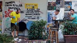 Grecia, el día después:
