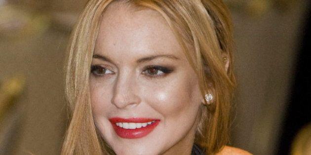 Lindsay Lohan encontrada inconsciente en un hotel de
