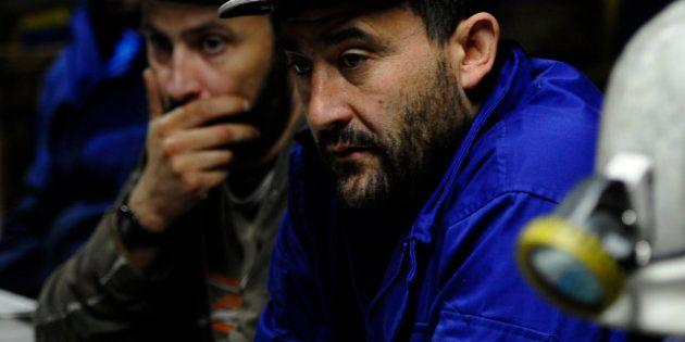 Ayudas al carbón: los mineros cumplen tres semanas de protestas