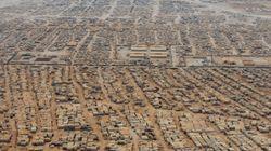 El campo de refugiados donde viven 160.000