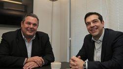 Los Independientes griegos apoyarán a Syriza para formar
