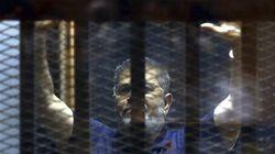 Mursi, condenado a cadena