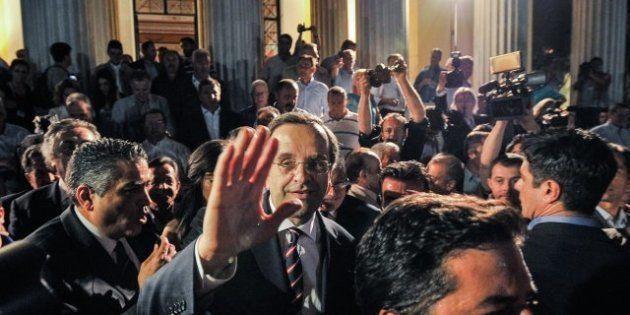 Elecciones Grecia: Nueva Democracia gana y podrá gobernar con los