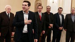 Tsipras, el primero en la historia de Grecia en jurar su cargo sólo por lo