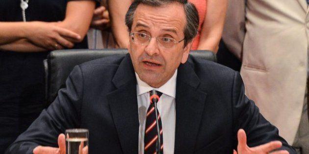 Elecciones en Grecia: Samaras forma Gobierno bajo la presión del
