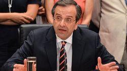 Samaras busca formar Gobierno bajo