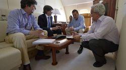 Rajoy ve en Grecia el preámbulo