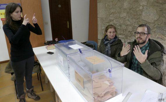 Políticos sin DNI y el voto
