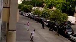 Muere un hombre cuando era inmovilizado por un agente de Policía en