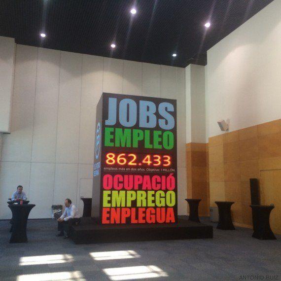 El PP presume de los empleos creados con este